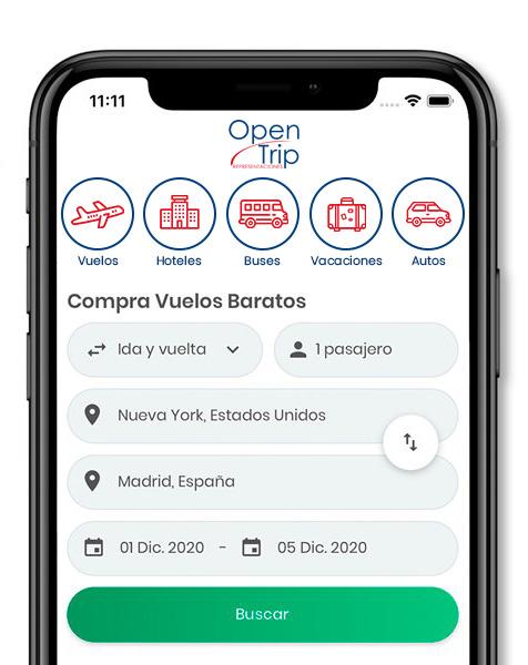 App Open Trip Organizacion Aviatur